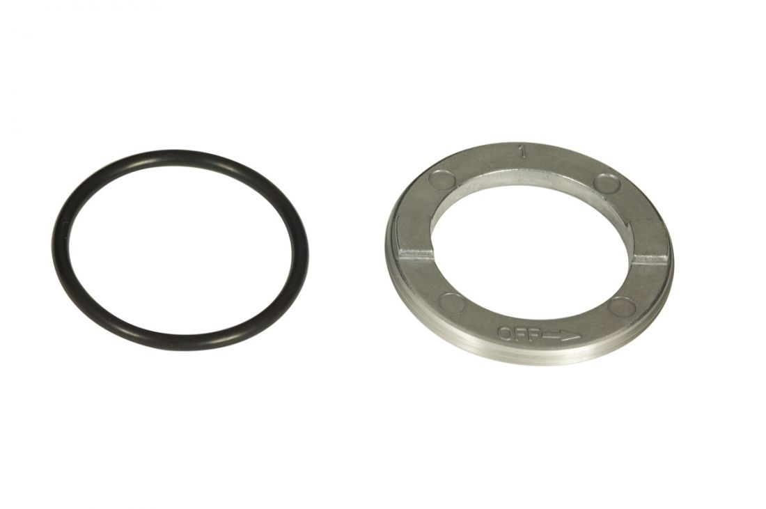 Mirka Запорное кольцо и уплотнительное кольцо для ROS/OS MPA0993