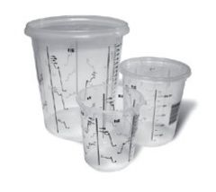 SOLID MIXING CUP Мерный стакан 650мл., упаковка 1 шт.