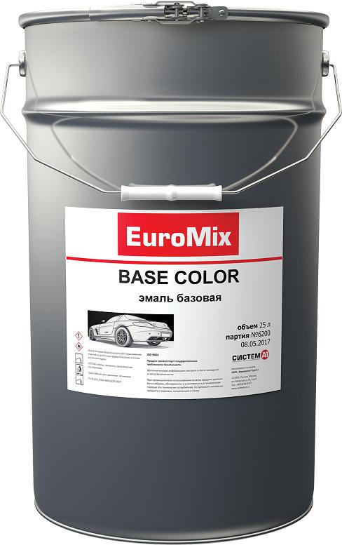 EuroMix Эмаль EUROMIX базовая приз 276 (3 л)