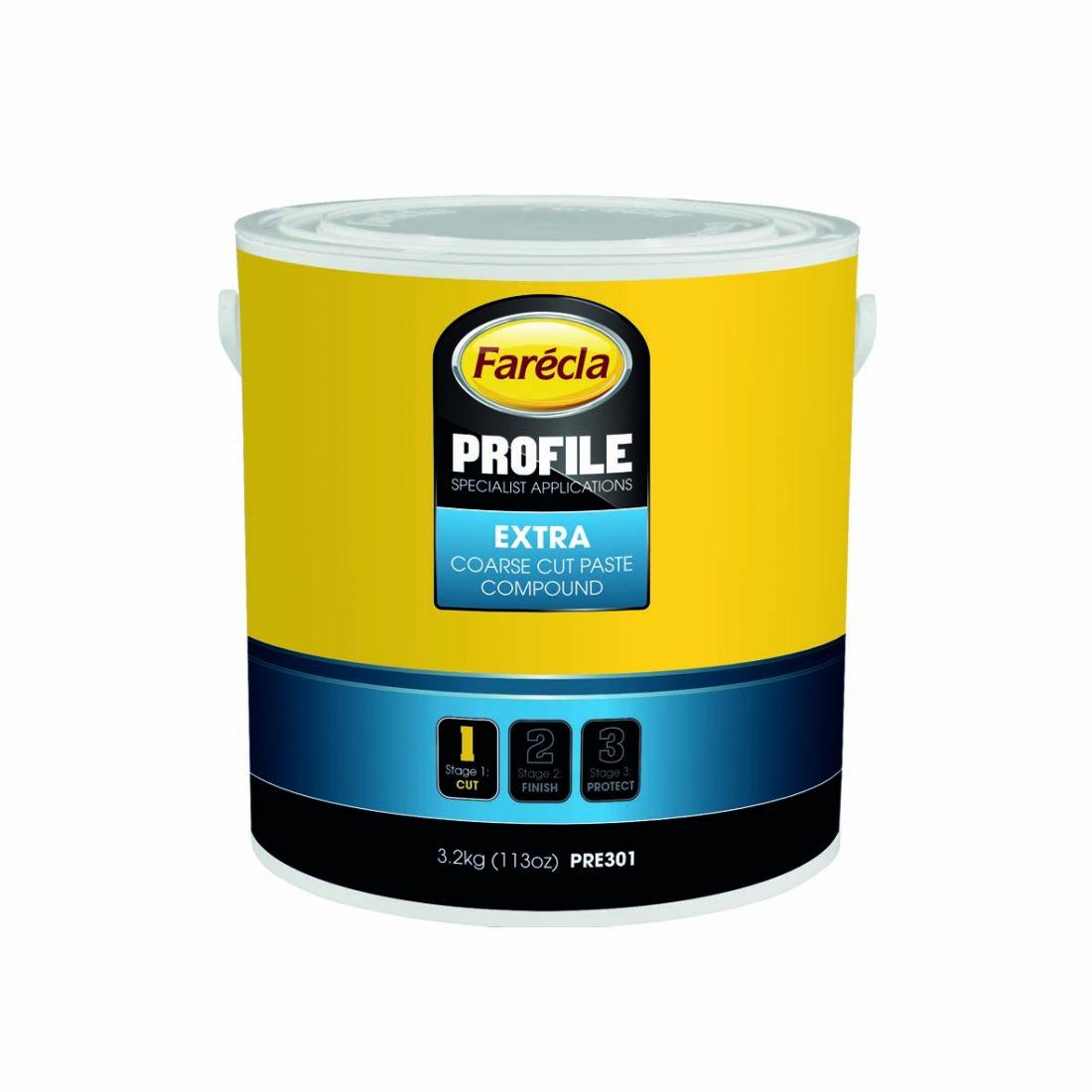 FARECLA  Extra Coarse Cut Paste Compound Высокоабразиваня паста, 3,2кг