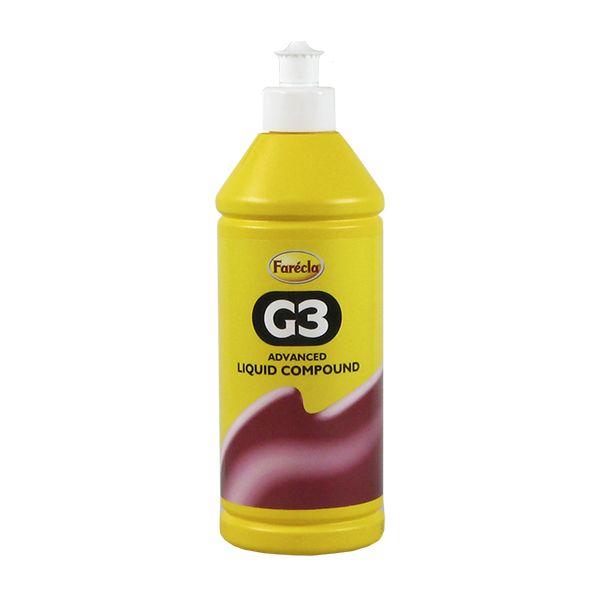 FARECLA G3 Liquid Абразивная полировальная эмульсия, 500мл.